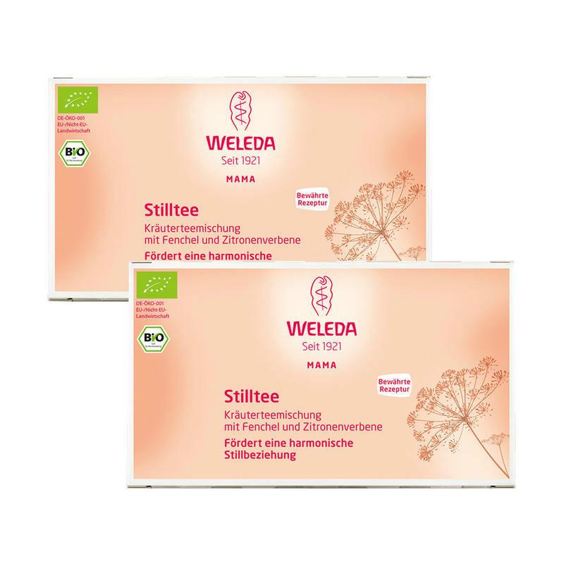 【德国BA】Weleda 维蕾德催乳茶40g 2盒装(一个周期)