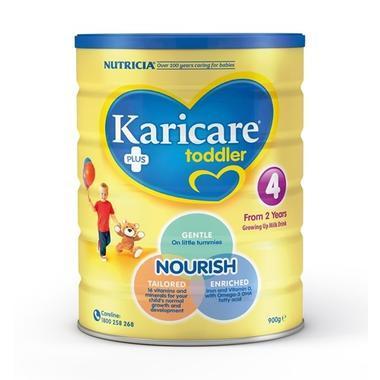 【澳洲PO药房】Karicare 可瑞康 普装4段婴幼儿配方奶粉 (2岁以上) 900g
