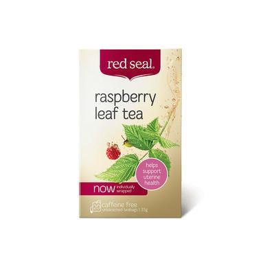 【澳洲PO药房】Red Seal 红印 覆盆子叶茶 20包/盒
