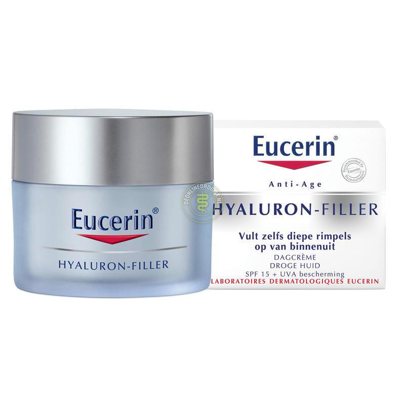 【荷兰DOD】Eucerin 优色林 玻尿酸去皱展颜日霜 50ml
