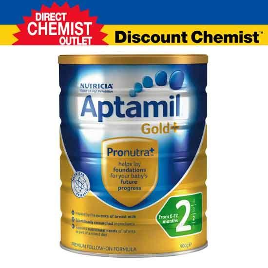 Aptamil爱他美金装奶粉2段