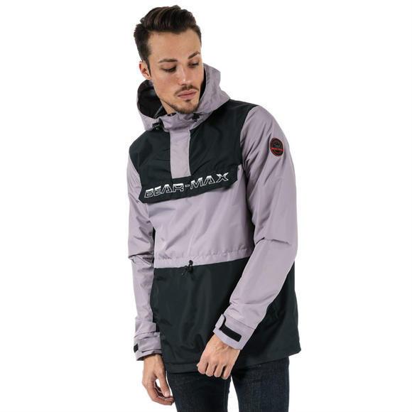 Bear Max男士 Kodiack Half Zip Windbreaker卫衣,大牌钜惠用码【GTLS12】下单立享8折!