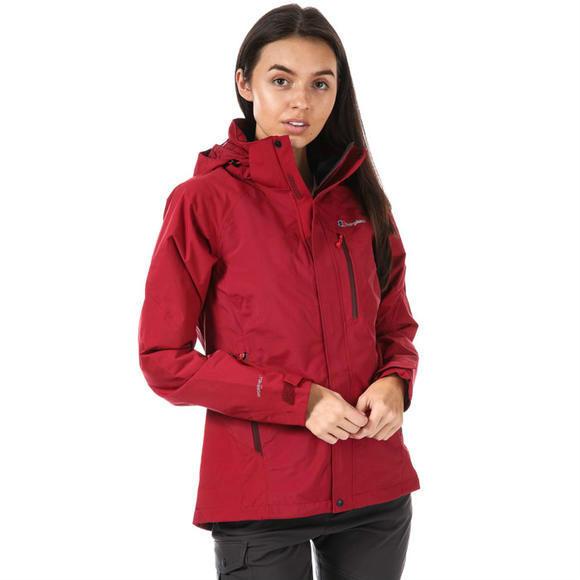 Berghaus女士 Skye Waterproof 夹克,用码【GTLS12】下单立享8折,满60磅包邮