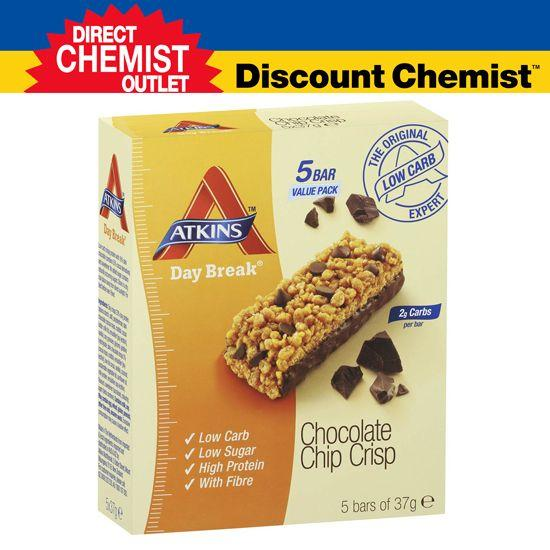 ATKINS 早餐能量棒 5包 (巧克力味)