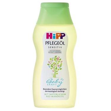 【DC德国药房】HiPP 喜宝 宝宝抗敏有机杏仁精华护肤油 200 ml 新生儿也适用 成人也可用