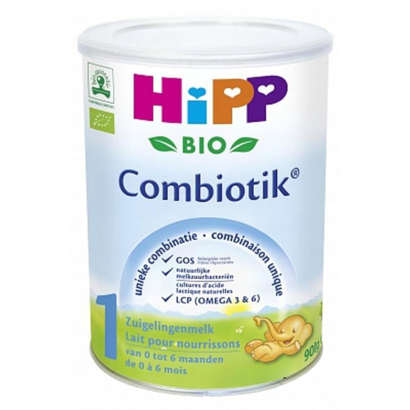 【荷兰DOD】Hipp 荷兰版喜宝 Bio 有机益生菌婴儿奶粉标准1段(适合0-6个月婴幼儿)900g
