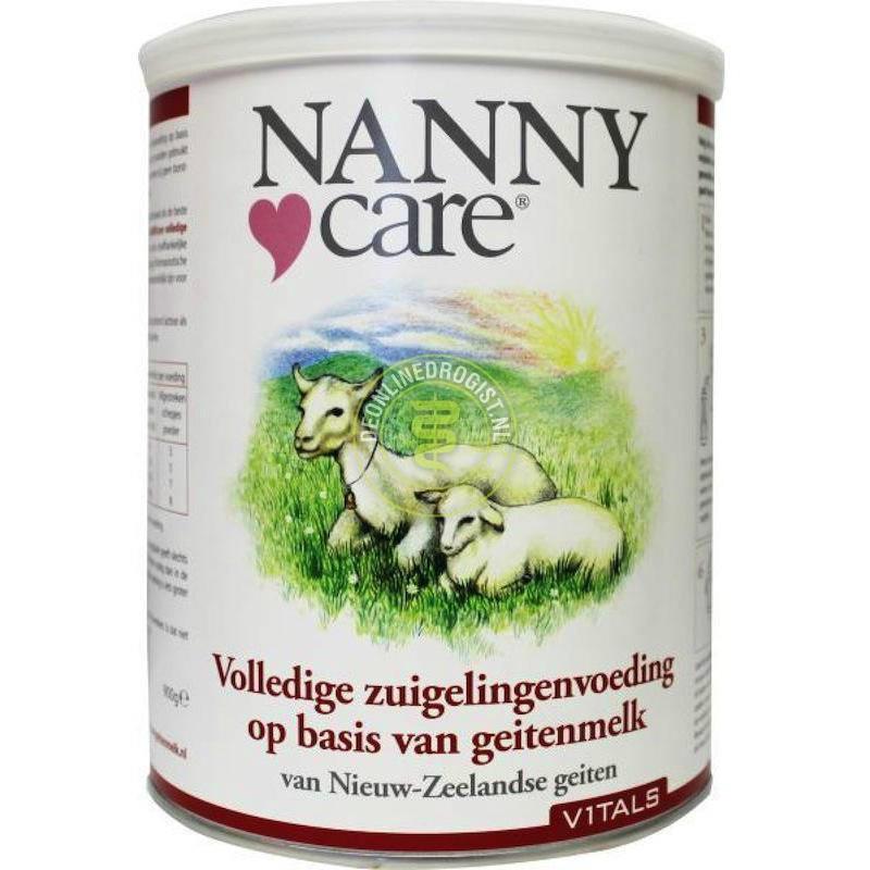【荷兰DOD】Nanny Care 婴幼儿配方羊奶粉(0-12个月) 400g