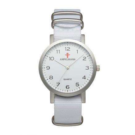 【gladd】AMPELMANN 儿童手表 白色