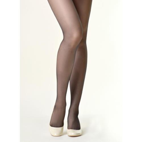 【松屋百货】Frifla·跳线防勾丝修身美腿丝袜 PS04-L04(黑色)L号