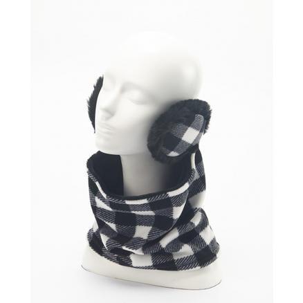 【GLADD】GLADD保暖专用 耳罩围巾二合一