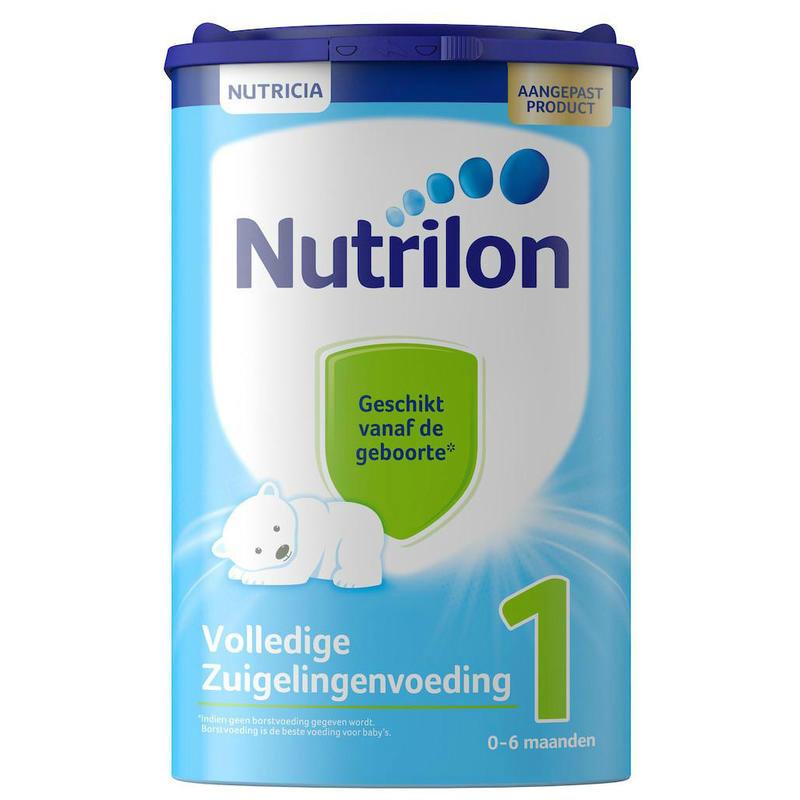 【荷兰DOD】Nutrilon 牛栏/诺优能 婴幼儿标准配方奶粉1段 800g
