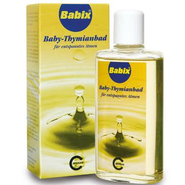 【DC德国药房】Babix baby 百里香宝宝婴幼儿沐浴精油 125ml