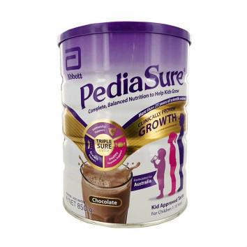 【澳洲CD药房】【新口味】PediaSure 雅培 小安素儿童营养奶粉 850g (巧克力味/助1-10岁孩子长高)