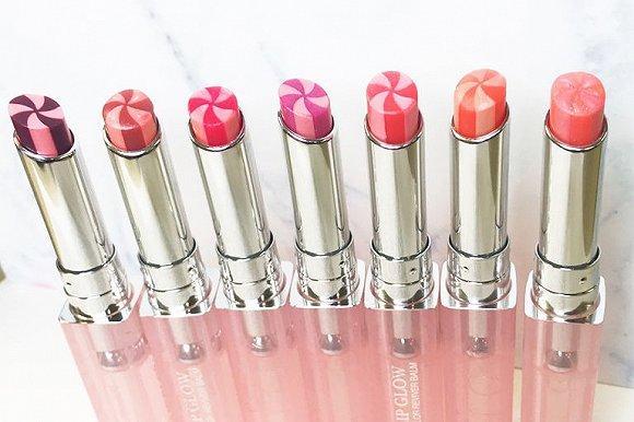 Dior迪奧粉漾唇膏系列變身可愛棒棒糖