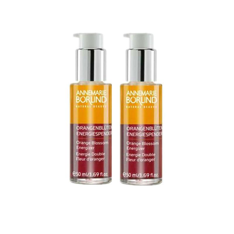 【荷兰DOD】Borlind 安娜柏林 橙花蜜原液精华 (补水保湿提亮肤色)两瓶装 2x50ml