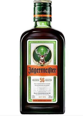 【德国BA】Jaegermeister德国野格力娇酒/戈林烈酒/药草开胃酒35%酒精度 350ml