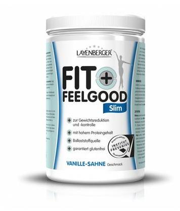 【德国BA】Layenberger 健康瘦身代餐植物蛋白粉 奶油味 430g