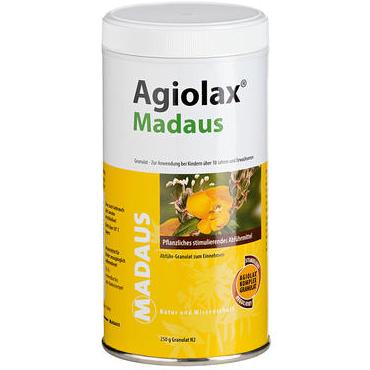 【DC德国药房】Agiolax 马博士 艾者思 植物通便颗粒(新款) 250g 缓解便秘 通便