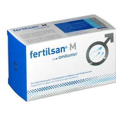 【DC德国药房】Amitamin 提高精子活力备孕保健胶囊 90粒