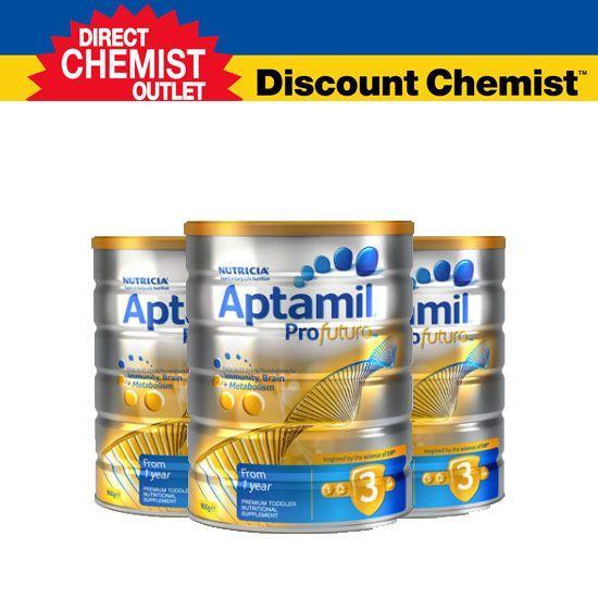 预售【三罐包邮包税】Aptamil Profutura 爱他美 铂金版奶粉3段(预计3~4周后发货)