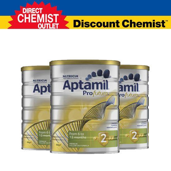 预售【三罐包邮包税】 Aptamil Profutura 爱他美 铂金版奶粉2段