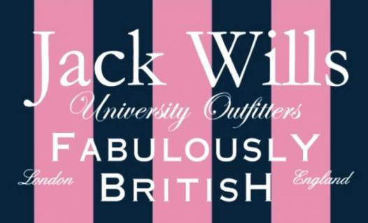 jack wills是什么品牌 jack wills什么档次