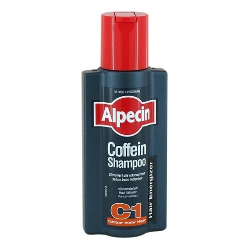 【德国BA】Alpecin 阿佩辛 止脱生发洗发露 250 ml