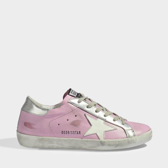 GOLDEN GOOSE DELUXE BRAND 星星 运动鞋