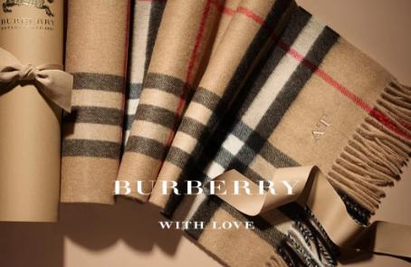 Burberry巴宝莉换新LOGO了 还带来了全新印花,你喜欢吗?