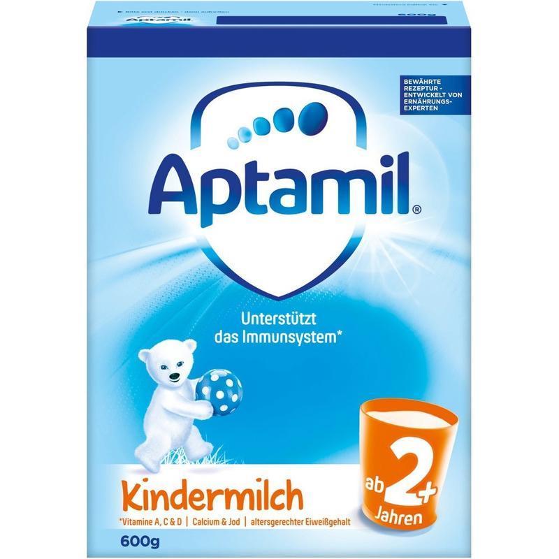 【德国BA】Aptamil 爱他美幼儿配方奶粉2+ (2岁以上) 600g