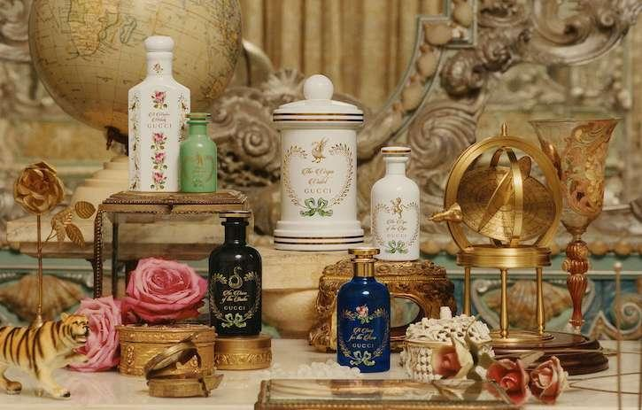 Gucci推出全新The Alchemist's Garden香氛系列
