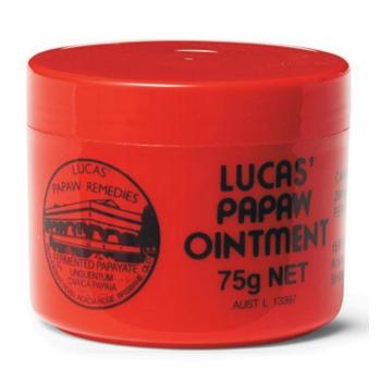 【澳洲CD药房】Lucas Papaw Ointment 番木瓜膏 75g