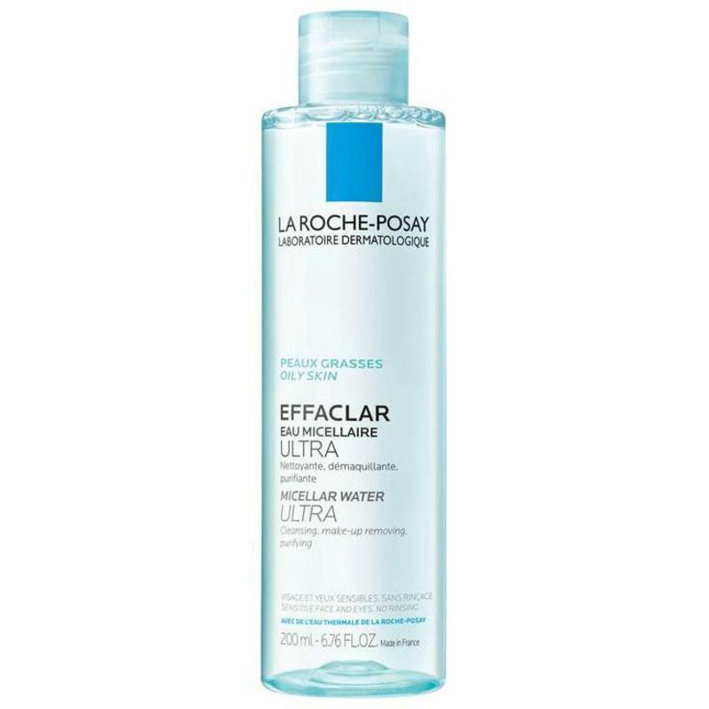 【荷兰DOD】La Roche-Posay 理肤泉 温泉去油净肤卸妆液 200ml 卸妆水控油 清洁