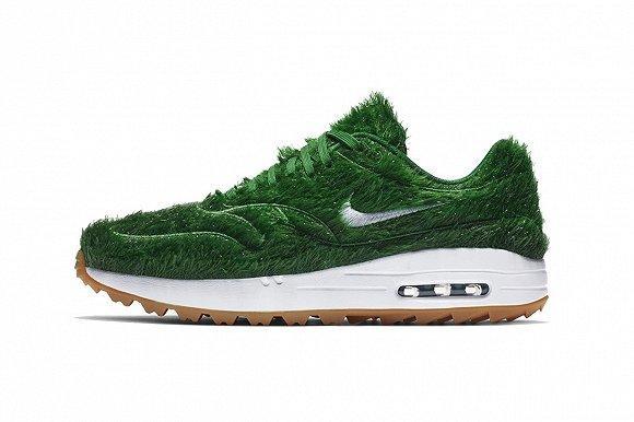 "Nike Air Max 1 Golf推出""Grass""草皮配色新款"