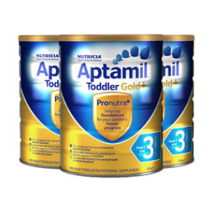【PD新西兰药房】【3罐包邮装】Aptamil 爱他美 金装3段婴幼儿奶粉 900g3 澳洲/新西兰随机发货