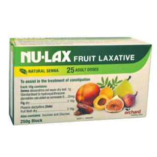 【澳洲CD药房】Nu-Lax 乐康膏 天然果蔬润肠通便 250g