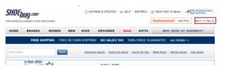shoebuy購物攻略:shoebuy官網下单教程