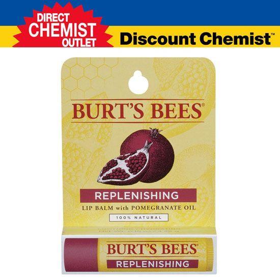 Burt&#039s Bees 小蜜蜂 红石榴味润唇膏 4.25G