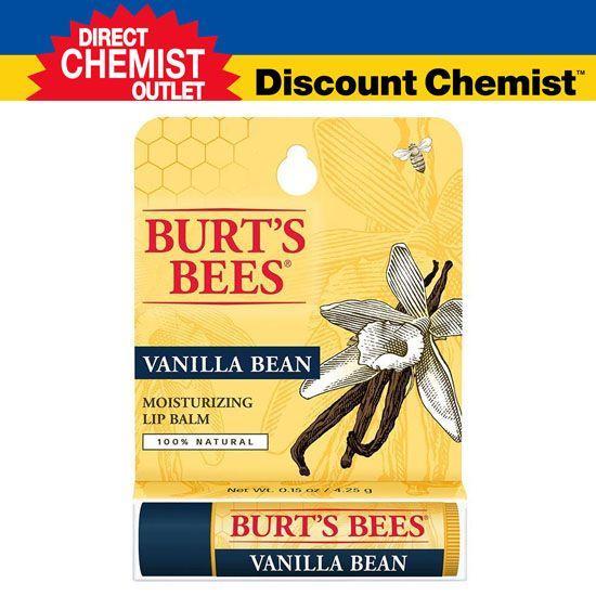 Burt&#039s Bees 小蜜蜂 香草味润唇膏 4.25G
