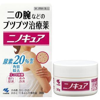 【多庆屋】小林制药kobayashi 双重呵护皮肤软化膏30g