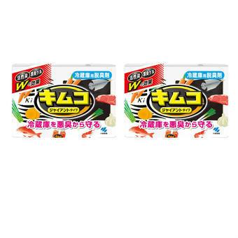 【多庆屋】小林制药kobayashi 冰箱除臭剂162g2