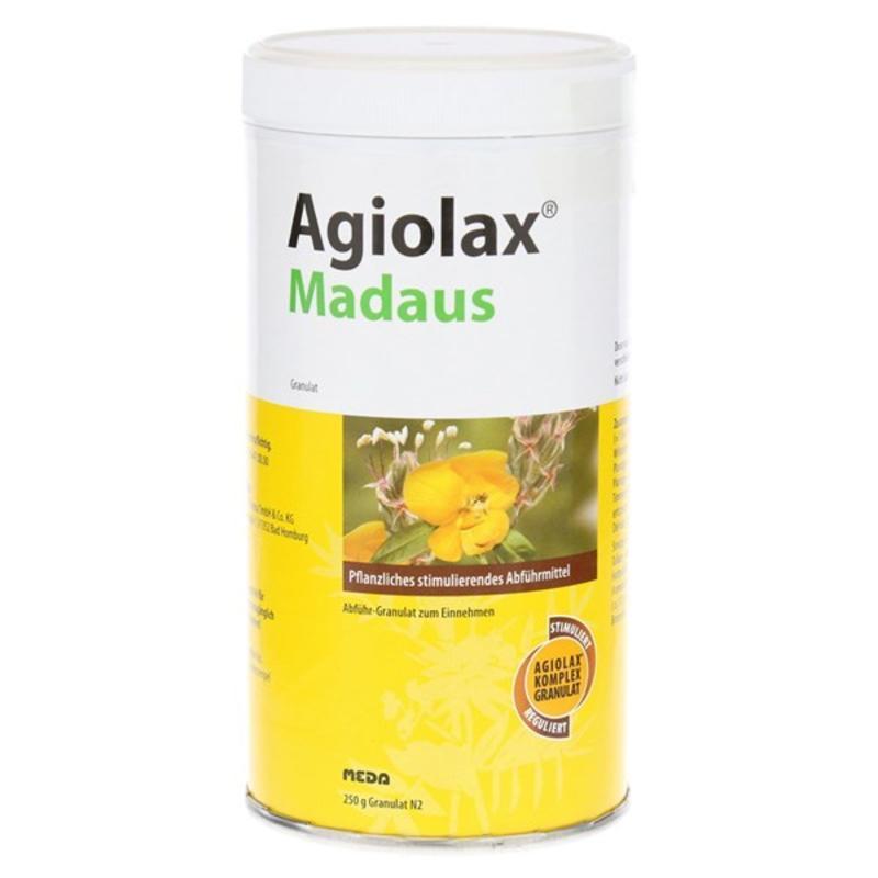 【德国BA】Agiolax 艾者思 便秘排毒养颜颗粒剂 250g