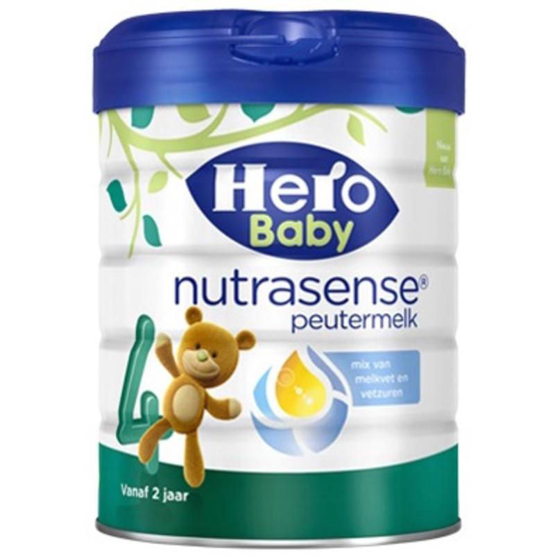【荷兰DOD】Hero Baby 白金版 4段婴幼儿配方养分奶粉 700g(合适2岁以上)