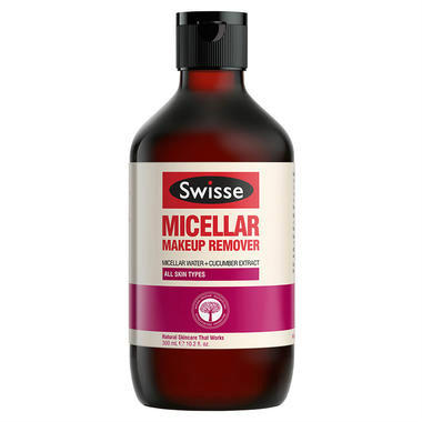 【澳洲PO药房】Swisse 小黄瓜卸妆液 300ml