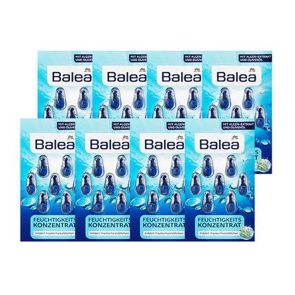 【DC德国药房】【8件特惠装】Balea芭乐雅海藻精华胶囊补水保湿调节肌肤水平衡 7粒装8盒