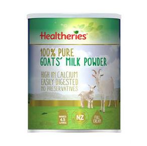 【PD新西兰药房】Healtheries 贺寿利 纯羊奶粉 450g