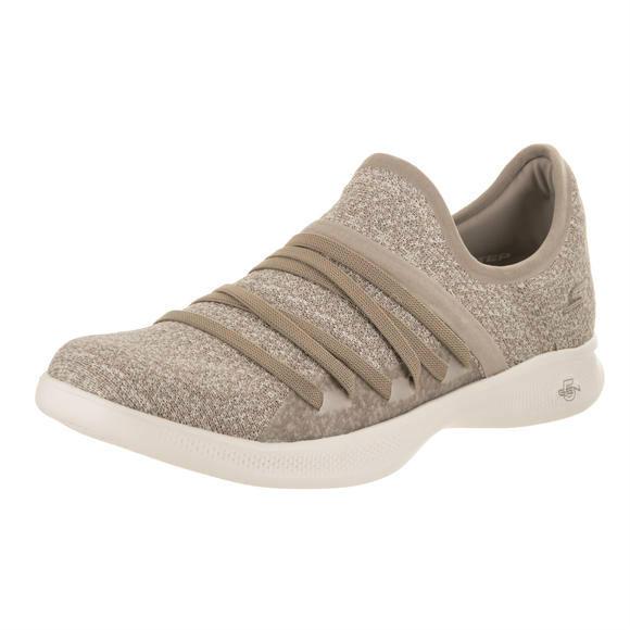 SKECHERS 斯凯奇女人的走步精简-重新定义痣休闲鞋7.5 妇女美国运动鞋