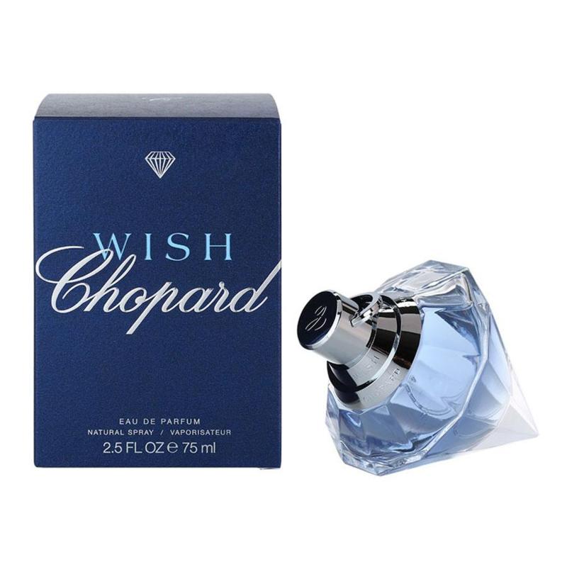 【荷兰DOD】Chopard 萧邦 Wish愿望之光蓝钻 EDP女士香水 75ml
