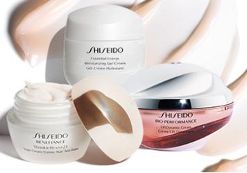 Shiseido资生堂官网满$75送超值7件套大礼包