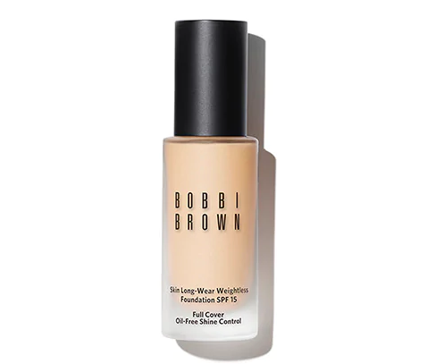 Bobbi Brown美国官网清透持妆粉底液送正装脸部化妆刷